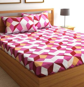 Top 10 Best Bed Sheets in India 2020 (Solimo, Pizuna, and more) 3