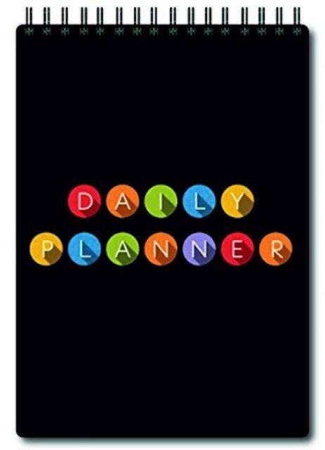 Printelligent  Premium Spiral Bound Daily Planner 1