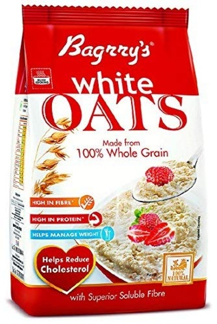 Bagrry's White Oats 1