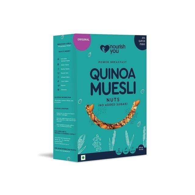 Nourish You Quinoa Museli  1