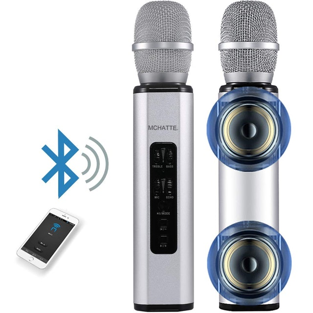 Mchatte Handheld Karaoke Machine 1