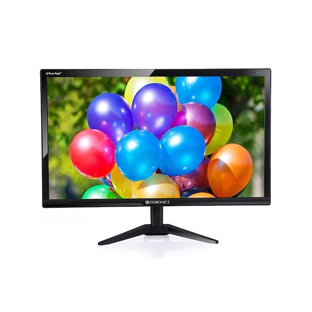 Zebronics 21.5 Inch LED Monitor 1