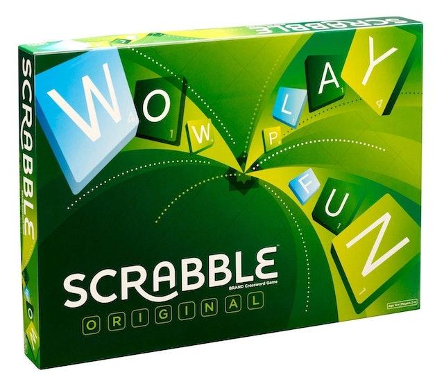 Mattel Scrabble 1