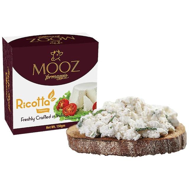 MOOZ Ricotta Cheese 1
