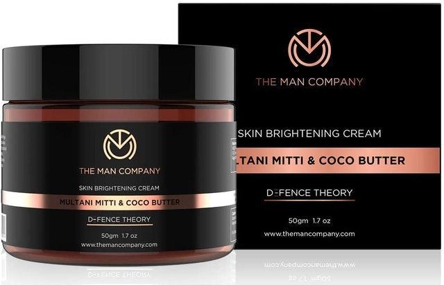 The Man Company Skin Brightening Cream 1