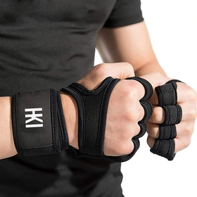 Top 10 Best Gym Gloves in India 2020 (Kobo, Burnlab, and more) 1