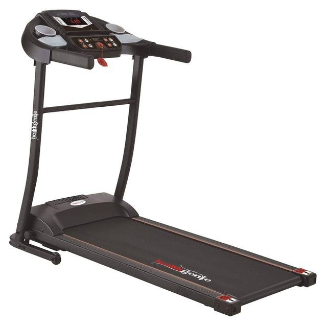 Healthgenie 2.5 HP Peak Motorized Treadmill 1