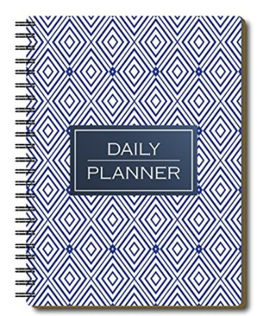 Nourish  A5 Size Daily Planner 1