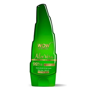 Top 10 Best Aloe Vera Gels in India 2021 (WOW Skin Science, mamaearth, and more) 5