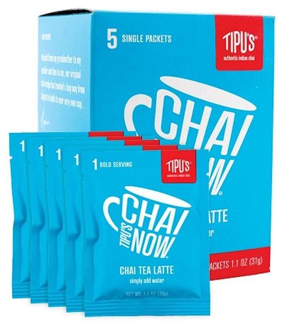 Tipu's Chai Single Serve Masala Chai Latte 1