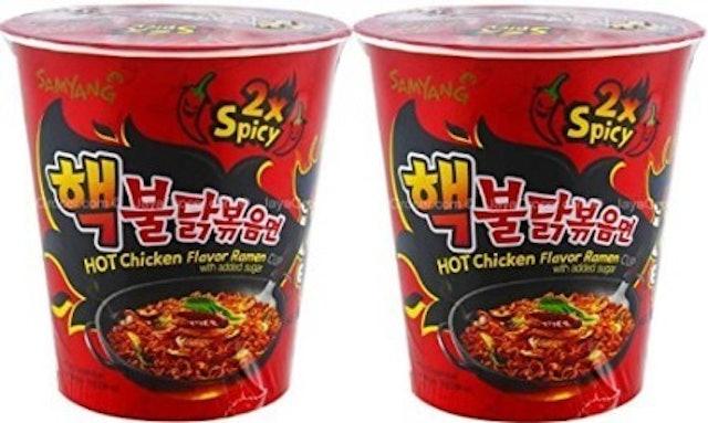 Samyang  Fire Chicken Buldak 2x Spicy 1