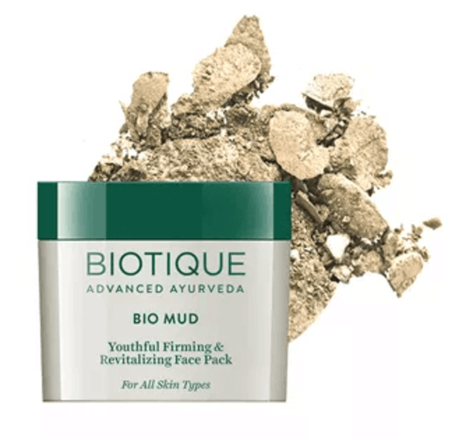 Biotique  Bio Mud Youthful Firming 1