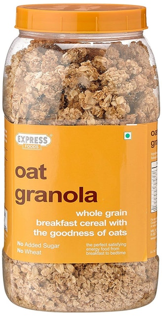 Express Foods  Oat Granola Breakfast Cereal 1