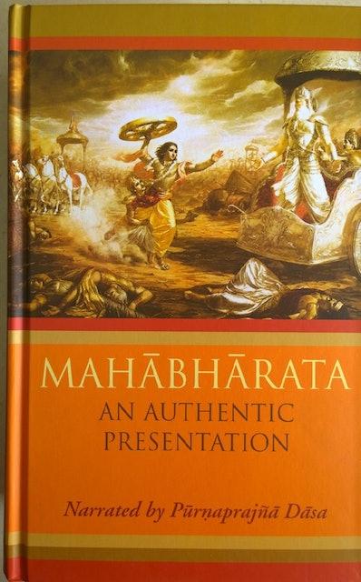 Purnaprajna Das Mahabharata 1