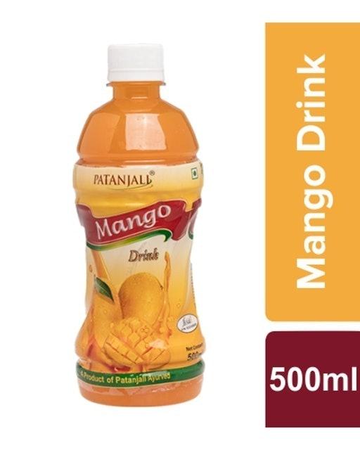 Patanjali Mango Drink 1