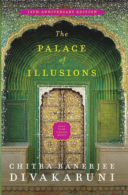 Chitra Banerjee Divakaruni The Palace of Illusions 1