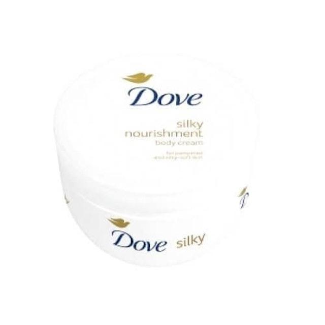 Dove  Silky Nourishment Body Cream 1