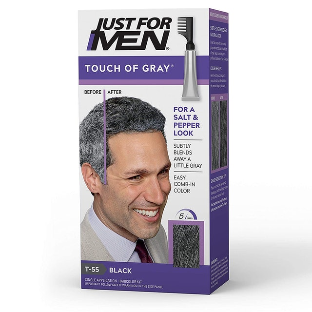 JUST FOR MEN Touch of Gray 1