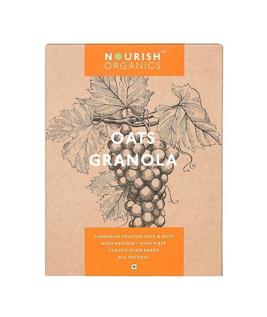 Nourish  Organics Oats Granola 1