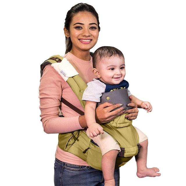 Polka Tots Ergonomic Baby Carrier 1