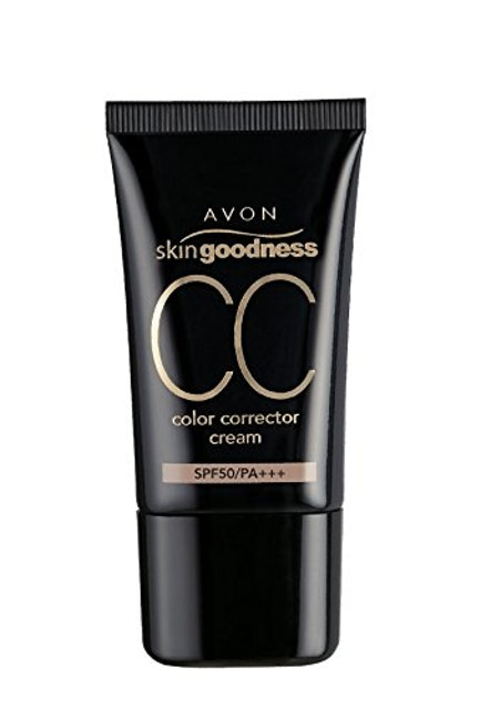 Avon Color Skin Goodness City Block CC Cream 1
