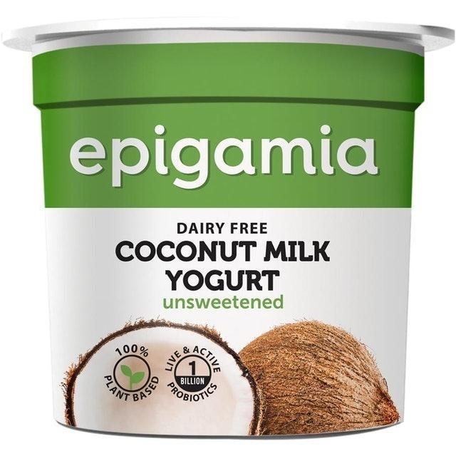 Epigamia Coconut Milk Yogurt 1