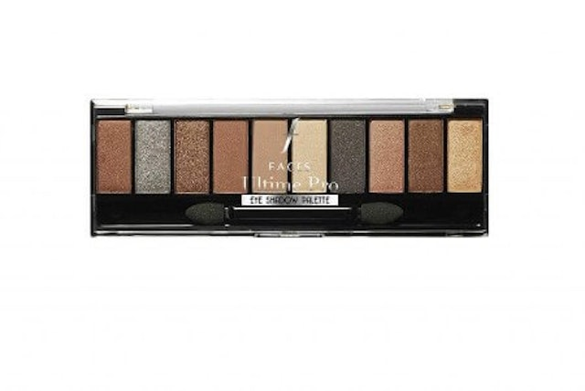 Faces Canada  Ultime Pro Eye Shadow Palette 1