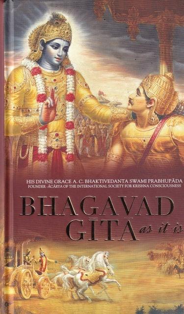 A.C. Bhaktivedanta Swami Prabhupada Bhagavad Gita 1