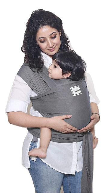 Mama Cuddle Sling Stretchy Wrap Carrier 1