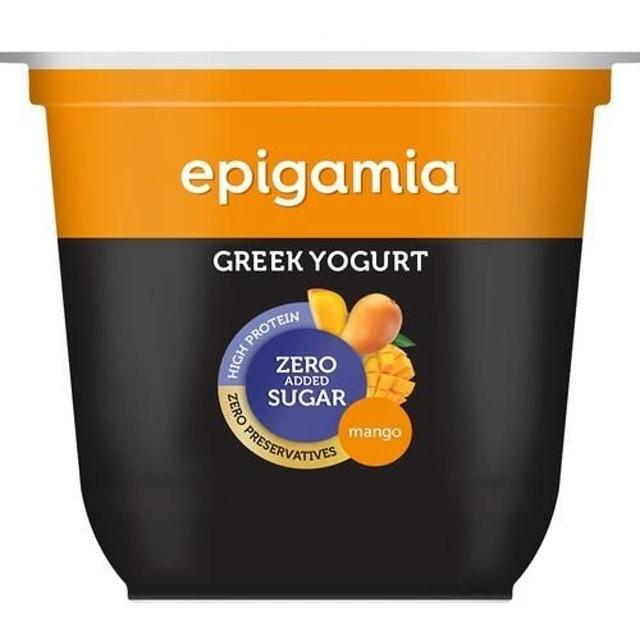 Epigamia Greek Yogurt - Alphonso Mango 1