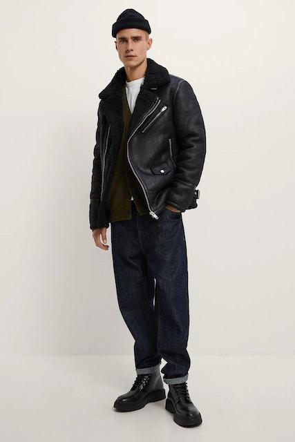Zara Double-Faced Jacket 1