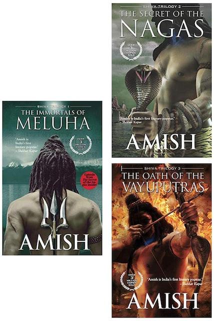Amish Tripathi The Shiva Trilogy 1