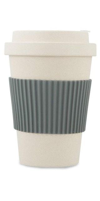 WAABI-SAABI Bamboo Fibre Eco-Friendly Coffee Mug 1