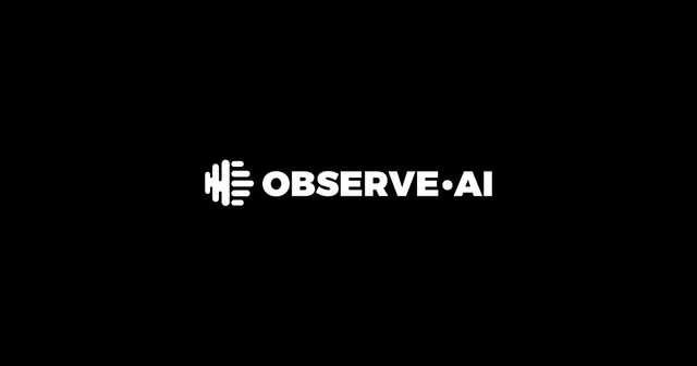 OBSERVE.AI 1