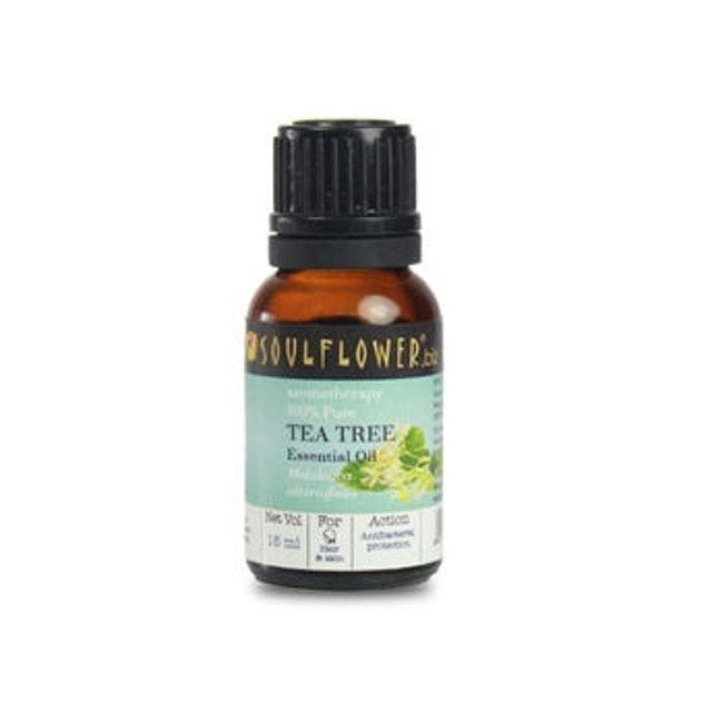 Soulflower Tea Tree Essential Oil 1