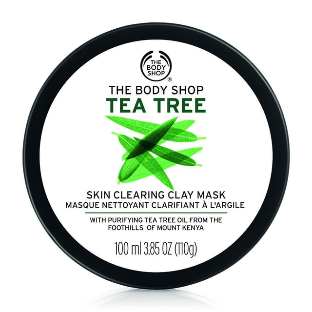 The Body Shop  Tea Tree Skin Clearing Clay Mask 1