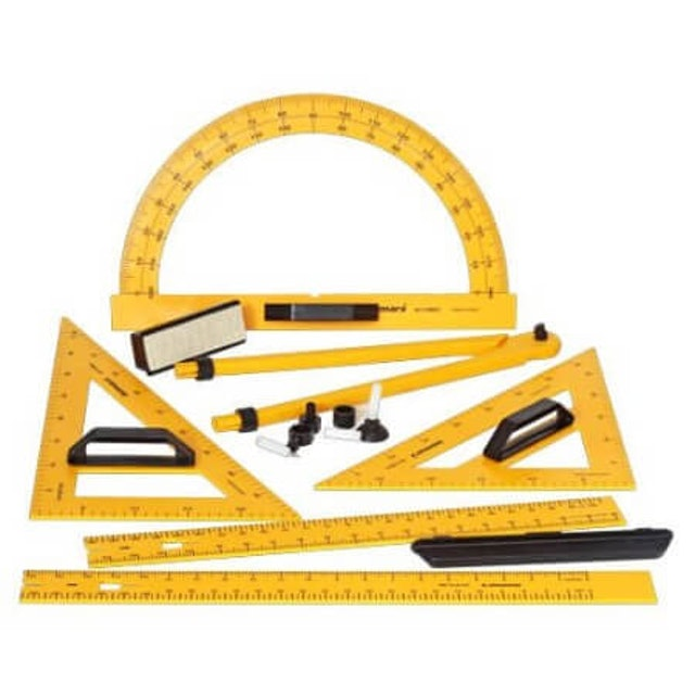 Isomars  Blackboard Geometry Set 1