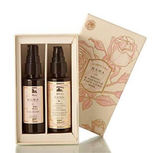 Kama Ayurveda  Rose & Jasmine Face Care Gift Box 1