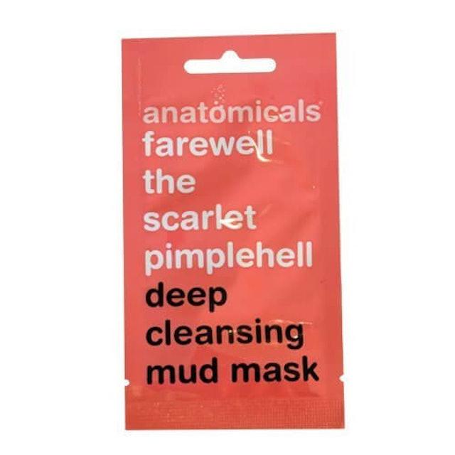 Anatomicals  Deep Cleansing Mud Mask 1