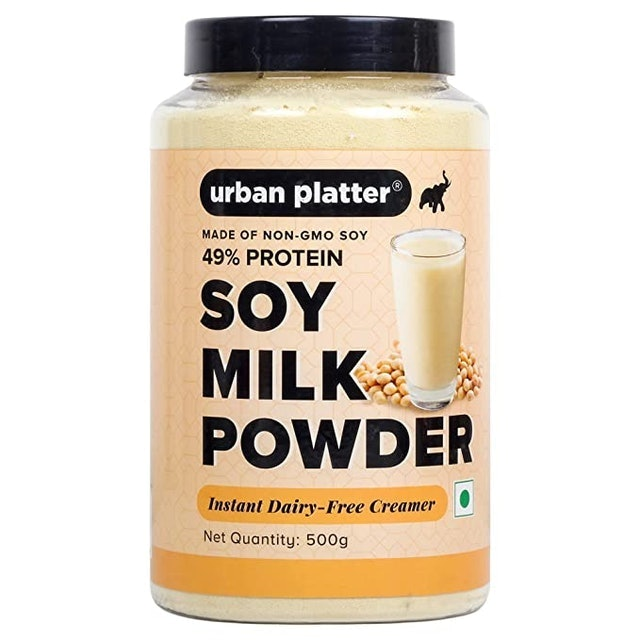 Urban Platter SOY Milk Powder, 500g 3