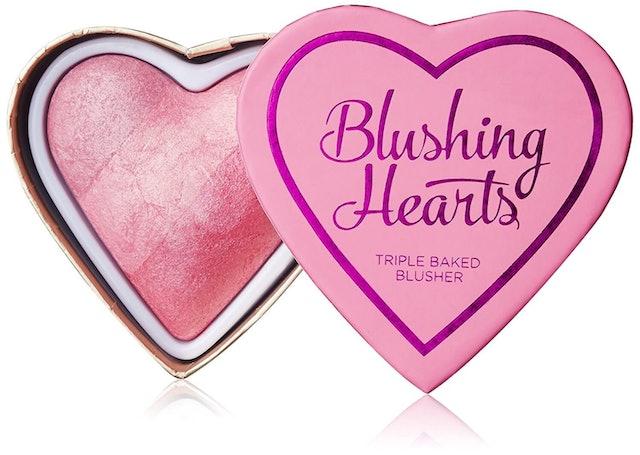 Makeup Revolution  I Heart Makeup Triple Baked Blusher 1