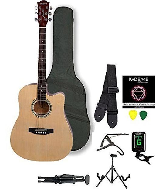 Kadence Frontier Jumbo Semi Acoustic 1