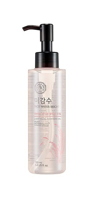 The Face Shop  Rice Water Bright Light Cleansing Oil, 150ml 1