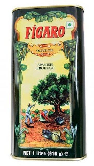 Figaro  Olive Oil Tin 1