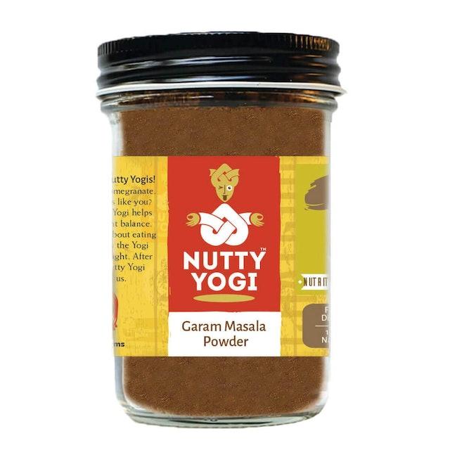 Nutty Yogi Garam Masala Powder 1