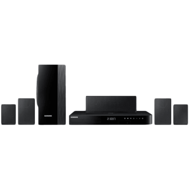 Samsung 5.1 Channel Blu-ray Home Theatre 1