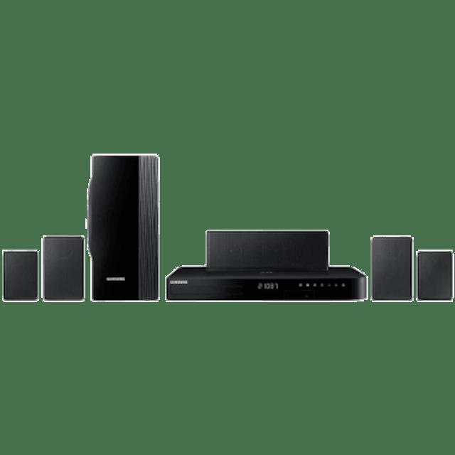 Samsung 5.1 Channel Blu-ray Home Theatre 1