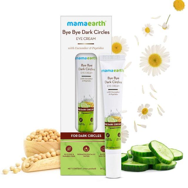 Mamaearth  Bye Bye Dark Circles Eye Cream 1