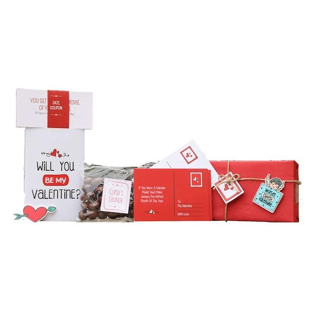 Oye Happy Valentine Proposal Greeting Cards Box 1