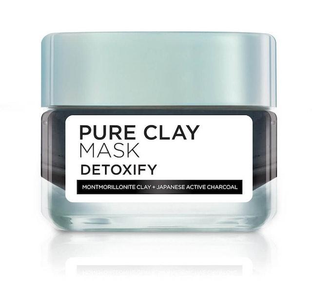 L'Oreal  Pure Clay Detoxify 1